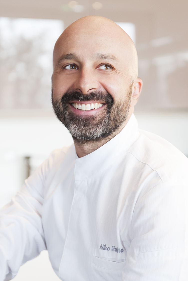 Niko Romito biografia dello chef e storia del ristorante Reale Casadonna